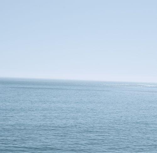 ocean & horizion