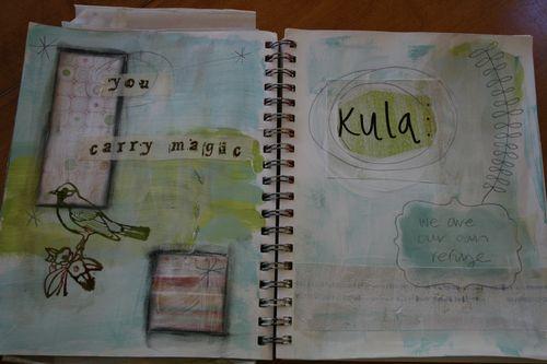 emily perry studios art journal kula 2