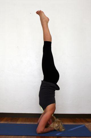 Headstand I